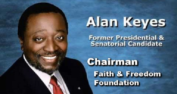 Alan Keyes -- Faith and Freedom Foundation Chairman